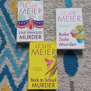 Leslie Meier - Lucy Stone Mystery Paperback Bundle